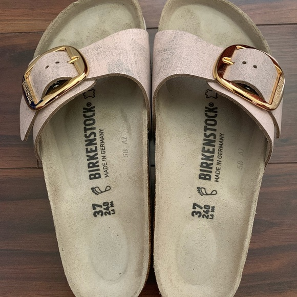 Birkenstock Madrid Big Buckle NWT